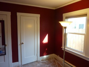 Red Room Renovation