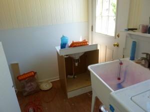laundry utility sink