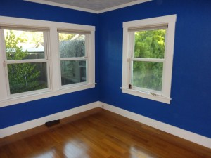 Blue Room Completed